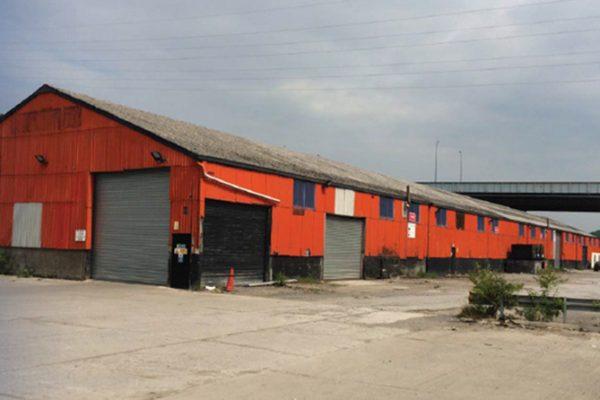 Dock Estate, Briton Ferry, Neath